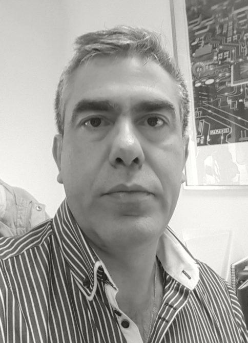 πορτρέτο του Κωνσταντίνου Μουρλά
