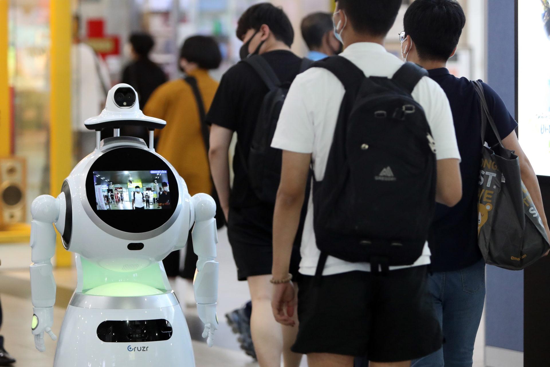 image of robot